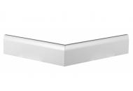 Gloss profiled plinth 100mm x 2440mm