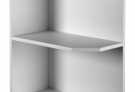 Plain Base open end unit 720mm H x 570mm D x 300mm W