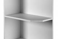 Gloss Wall quad end unit 720x300x300